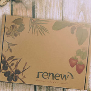 Renew Snacks Garage healthy subscription box