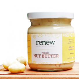 Renew Snacks Garage Nut Butters