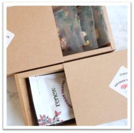 box sets snacks sg
