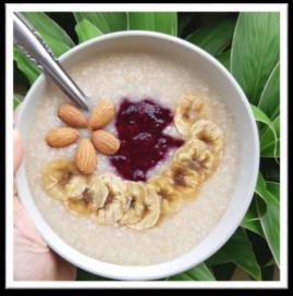 oat porridge sg