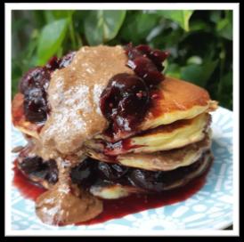 healthy pancakes sg