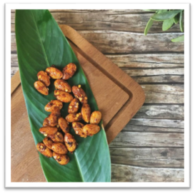 sambal almonds