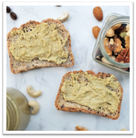 tree nut butter toasts sg